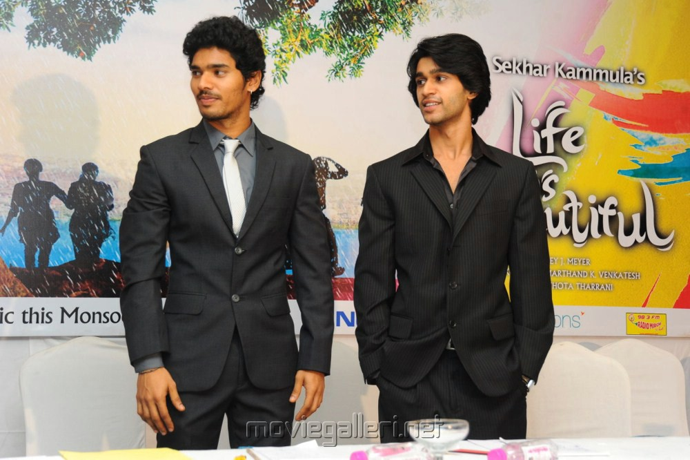 Picture 260996 Life Is Beautiful Star Cast Launch Stills New