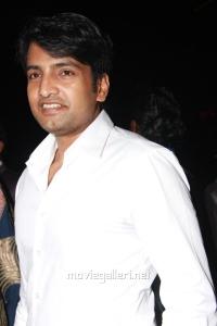 Santhanam @ Lingaa Movie Audio Launch Stills
