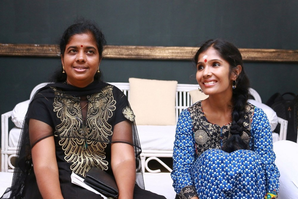 Anuradha Sriram @ Lingu 2 Book Launch Stills