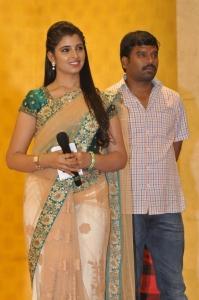Anchor Shyamala @ Lion Movie Success Meet Stills