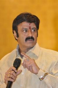 Nandamuri Balakrishna @ Lion Movie Success Meet Stills