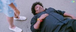 Actor Yogi Babu in Lisaa Movie Stills HD