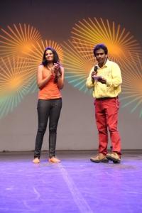 Nikil Murugan @ LittleShows Awards 2014 Event Stills