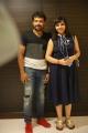 Prithvi Rajan, Akshaya Premnath @ LKG Movie Premiere Show Photos