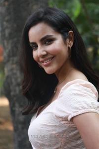 Actress Priya Anand @ LKG Movie Press Meet Stills