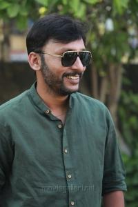 Actor RJ Balaji @ LKG Movie Press Meet Stills