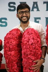 Actor RJ Balaji @ LKG Movie Success Meet Photos