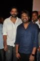 Prabhas, Puri Jagannadh @ Loafer Movie Audio Launch Stills