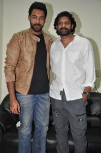 Varun Tej, Prabhas @ Loafer Movie Audio Release Function Photos