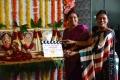 Lavanya Puri @ Loafer Movie Pooja Stills