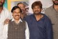 Suddala Ashok Teja, Puri Jagannadh @ Loafer Movie Press Meet Stills