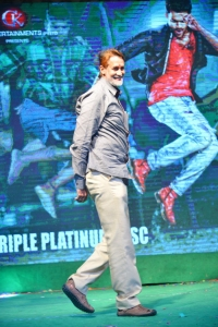 Loafer Triple Platinum Disc Function Vijayawada Photos