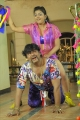 Mansoor Ali Khan, Shilpa in Lollu Dada Parakh Parakh Movie Hot Stills