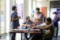 Jeeva, Rakshith, Satya in London Babulu Movie Stills