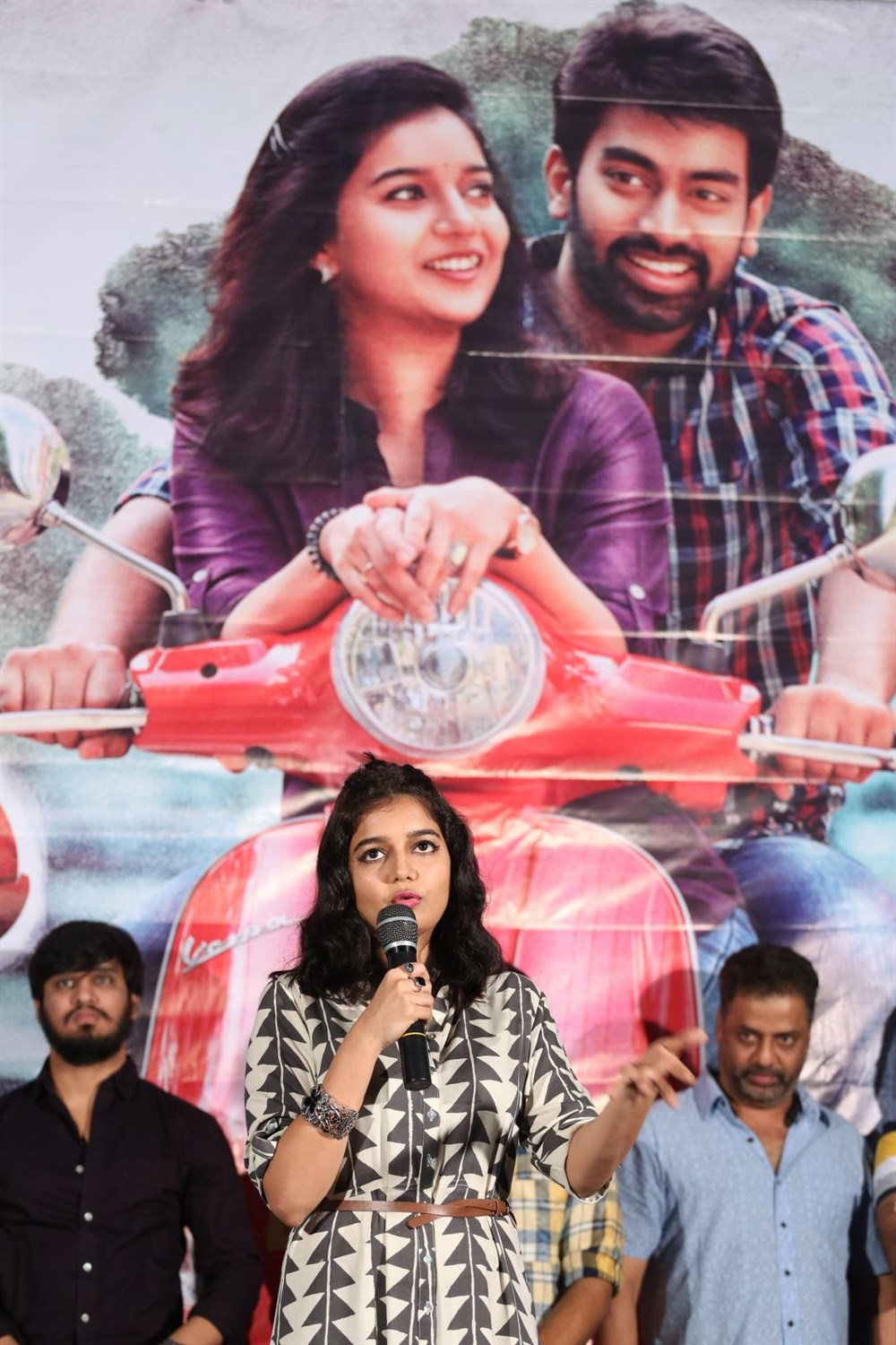 Actress Swathi Reddy @ London Babulu Movie Teaser Launch Stills