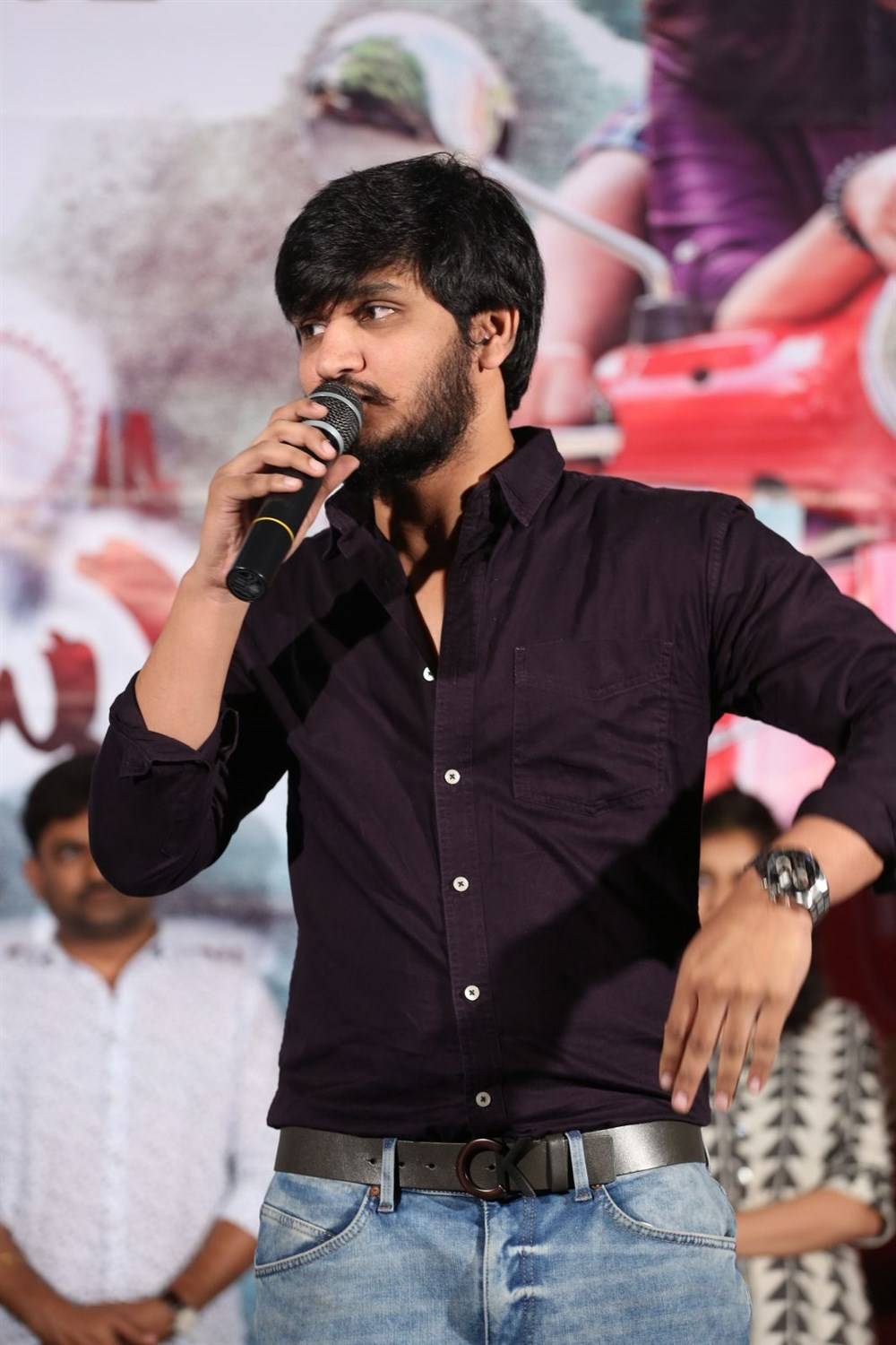 Nikhil Siddharth @ London Babulu Movie Teaser Launch Stills