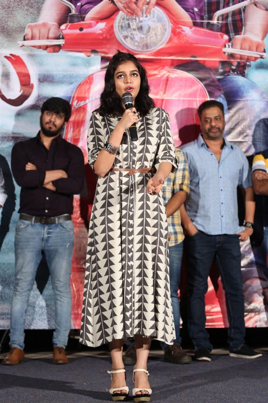Actress Swathi Reddy @ London Babulu Movie Teaser Launch Stills
