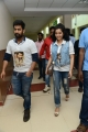 Swathi Reddy @ London Babulu Movie team at Baba engineering college, Vizag Photos