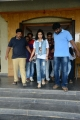 London Babulu Movie team at Baba engineering college, Vizag Photos