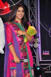 Actress Niti Taylo at Love Dot Com Movie Audio Release Photos