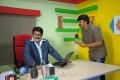 Dharmavarapu Subramanyam, Srinivasa Reddy in Love Dot Com Telugu Movie Stills
