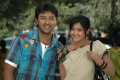 Shanthanu, Aindrita Ray in Love in Hyderabad Movie Stills