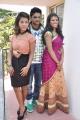 Tanvi Ganesh Lonkar, Rohith, Rakshita at Love Language Telugu Movie Opening Stills