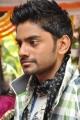 Actor Rohith at Love Language Telugu Movie Opening Stills