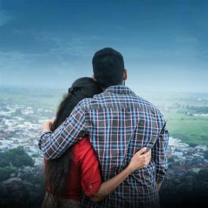 Sai Pallavi, Naga Chaitanya in Love Story Movie HD Images