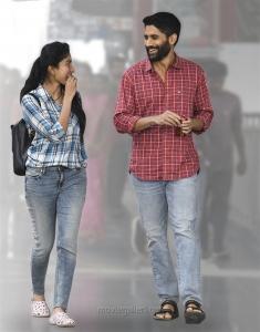 Love Story Movie Sai Pallavi, Naga Chaitanya HD Images