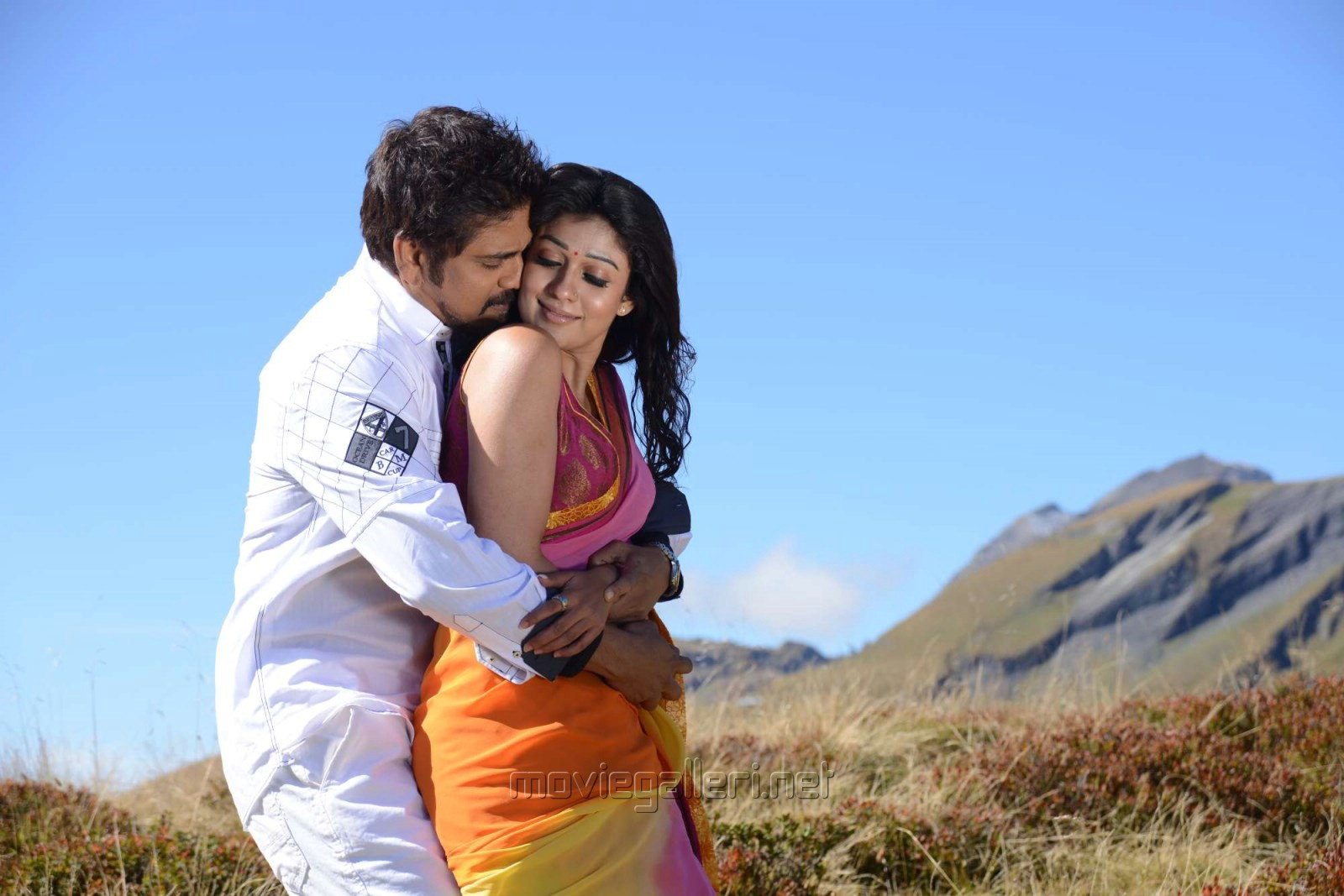 Nagarjuna, Nayanthara in Love Story Movie Images