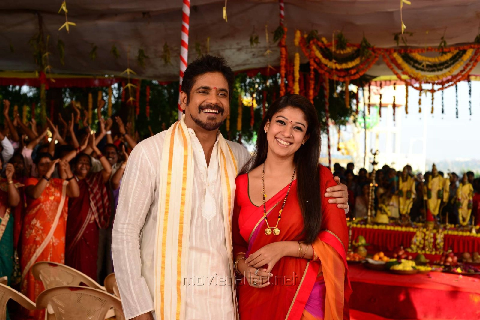 Nagarjuna, Nayanthara in Love Story Movie Pictures