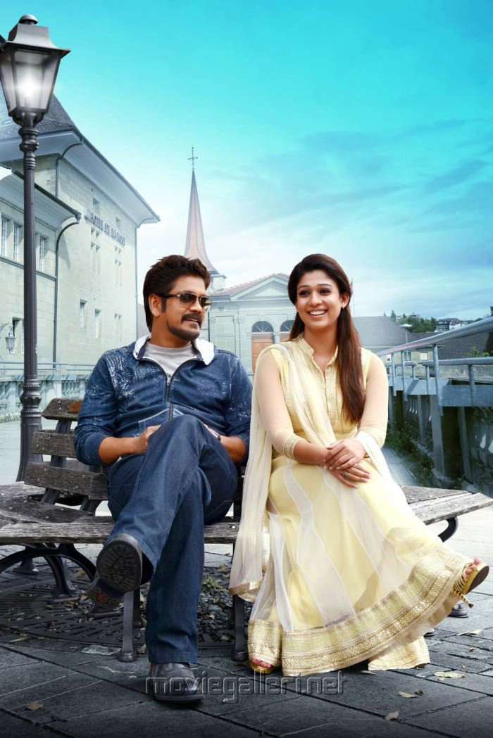 Nagarjuna, Nayanthara in Love Story Movie Photos