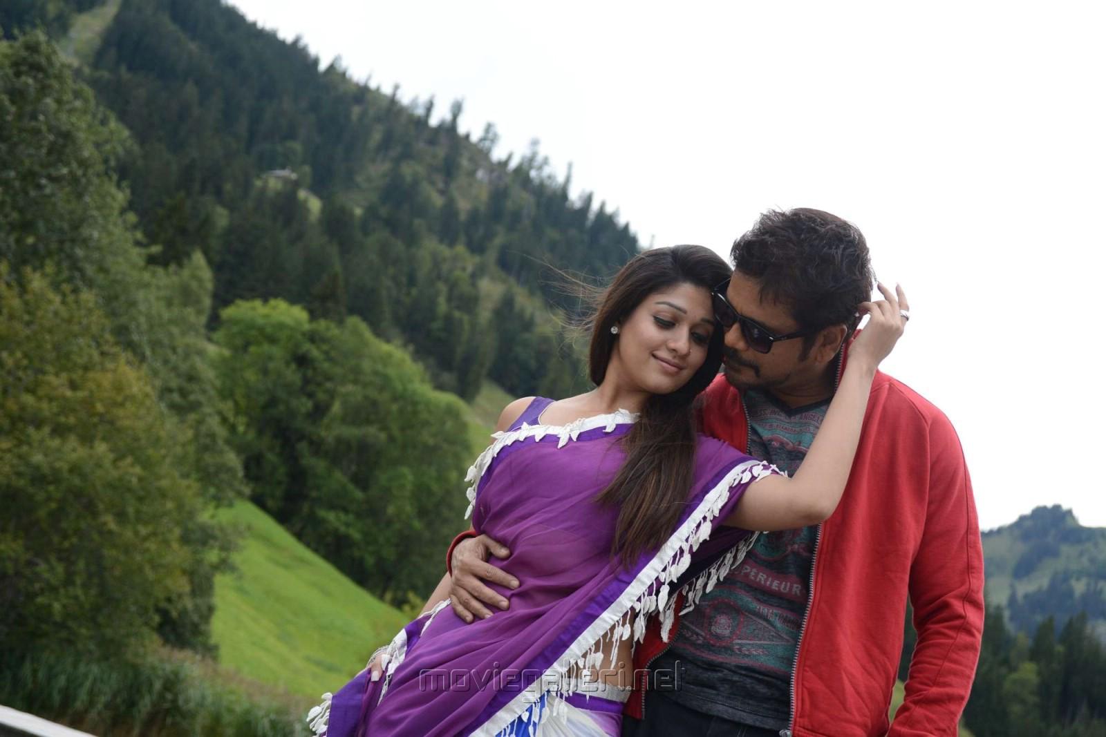 nayanthara relationship help