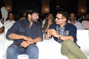 Chiranjeevi,Aamir Khan @ Love Story Pre Release Photos