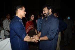 Aamir Khan, Chiranjeevi @ Love Story Pre Release Photos