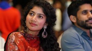 Sai Pallavi @ Love Story Pre Release Photos