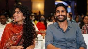 Sai Pallavi,Naga Chaitanya @ Love Story Pre Release Photos
