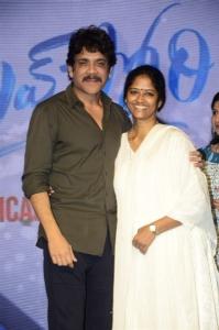 Nagarjuna,Easwari Rao @ Love Story Success Meet Stills