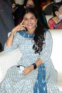 Singer Mangli @ Love Story Success Meet Stills