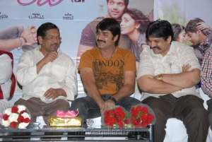 B.Gopal, Srikanth, T.Prasanna Kumar at Love to Love Movie Audio Release Photos