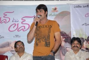 Actor Srikanth at Love 2 Love Movie Audio Release Stills