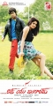 Rahul, Shravya in Love You Bangaram Telugu Movie Posters