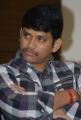 Director Santosh Srinivas at Lovely Triple Platinum Disc Function Stills