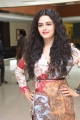 Actress Lovely Singh Photos @ Gaali Sampath Movie Interview