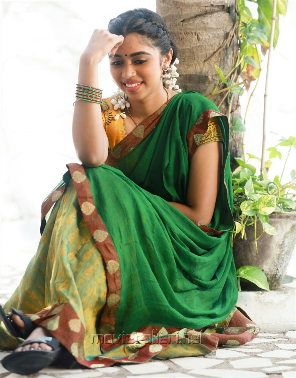 Actress Lovelyn Chandrasekhar Latest Photoshoot Images