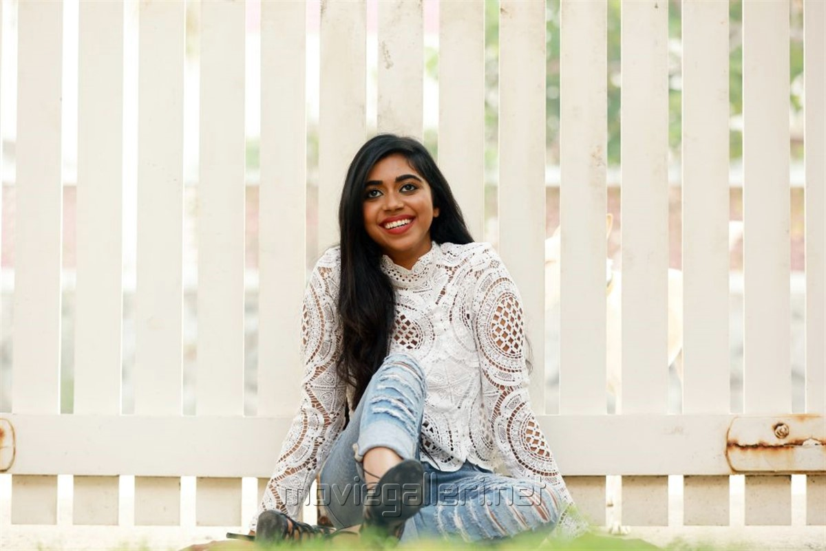 Actress Lovelyn Chandrasekhar New Photo Shoot Images