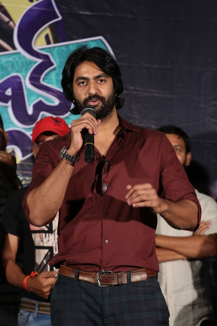 Anish Chandra @ Lovers Club Teaser Launch Stills