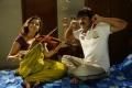 Meghana Raj, Srikanth in Lucky Movie Photos
