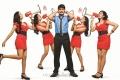 Meghana Raj in Stikanth's Lucky Telugu Movie Stills